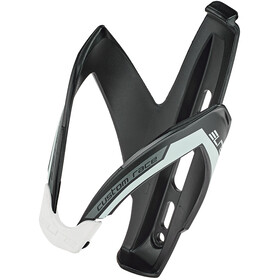 Elite Custom Race Flaskeholder, black matte/white